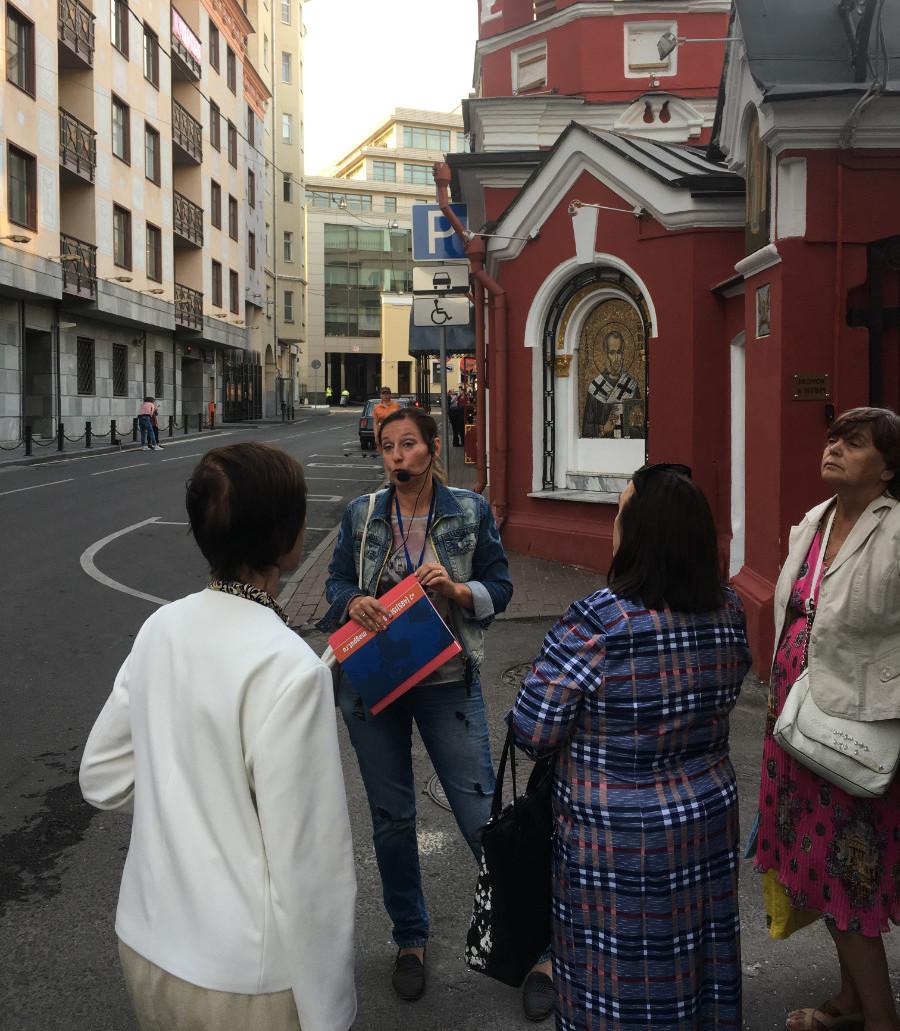 Бесплатные экскурсии на день города